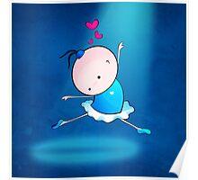 lovely Ballet dance 3 Poster