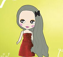 Cute Doll by running060