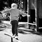 Balance black and white by ThePhotoFella