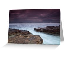 Earth and Sea Greeting Card