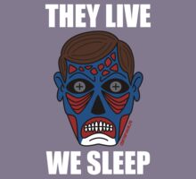 They Live by Gwendal