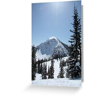 Midday on Milky Way Greeting Card