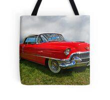 1955 Cadillac Convertible Tote Bag