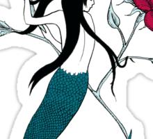 Mermaid Tattoo Sticker