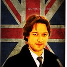 James McAvoy CASES by morigirl