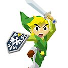 Edgy Link Vector Design by Aaron Pacey