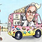 Mervyn King's Inflation Worries by GaryBarker