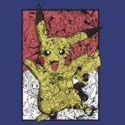 Pokémontage by Alex Clark
