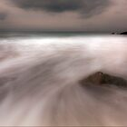 Misty Water-Rocky Bay Ireland by Pascal Lee (LIPF)