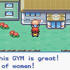 Seedy Man in Pokemon Red by Textorness