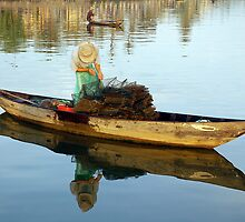 Hoi An Fisherman by Rob Steer