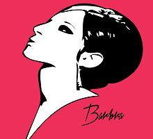 Barbra Streisand - Barbra - Pop Art by wcsmack