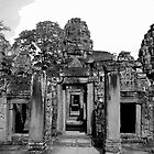 Temple Entrance by Rob Steer