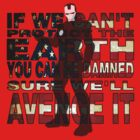 Avengers Quote - Iron Man by dgoring