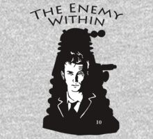 The Enemy Within (10) by MrSaxon