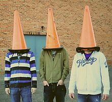 Cone Heads by Elizabeth Wilcox