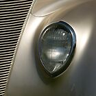 Headlight and Grill by Mark  Spowart
