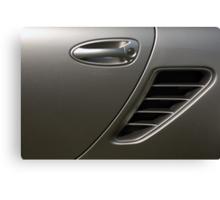 Porsche Boxster Canvas Print