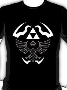 Hylian Shield - Legend of Zelda [black] T-Shirt