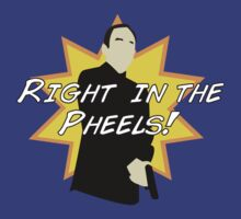 Right in the Pheels! by Anglofile