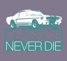 Classics Never Die Kids Clothes
