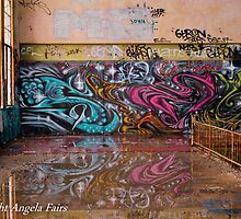 Abandoned Fremantle Powerstation by Angie66
