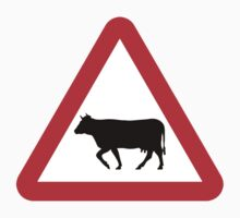 Cattle Sign by SignShop