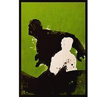 The Hulk [minimalist poster] Photographic Print