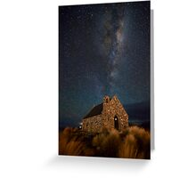Beneath The Stars Greeting Card