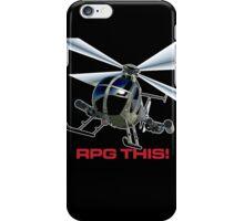 RPG THIS! iPhone Case/Skin