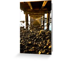 Of rocks and things ... Greeting Card