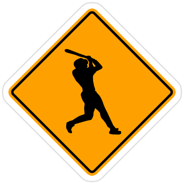 Baseball Sign by SignShop