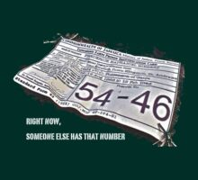 Right Now, Someone Else Has That Number by MTKlima