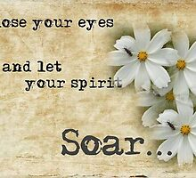 Close your eyes... by Maree  Clarkson