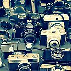 Vintage Camera's   by Lorraine Caballero Simpson (c more vision)
