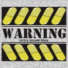 Yellow warning pills by rlnielsen4