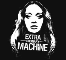 Extraordinary Machine by Lynn Lamour