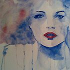 Attempt at watercolour by digsarahdig