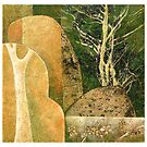 """Rocks, Tree #1"" by Karyn Fendley"