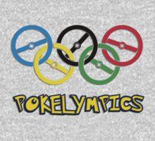 Pokelympics by mininsomniac