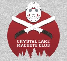 Crystal Lake Machete Club by hostage