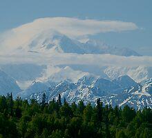 "Denali "" The High One"", Mt McKinley, Alaska. by johnrf"
