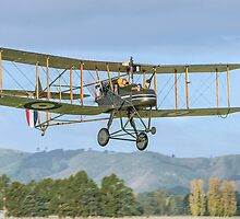 Royal Aircraft Factory F.E.2b by Barry Culling