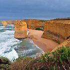Twelve Apostles. Port Campbell National Park, Victoria, Australia. (2) by Ralph de Zilva