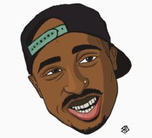 Tupac by bleachy