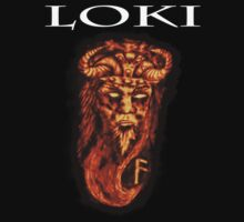 Loki Norse God  by TheCroc1979