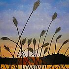 Heaven's light is Shone by Marsha Free