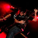 Chimaira - The Rescue Rooms (Nottingham, UK) - 18/03/12 (Image 45) by Ian Russell