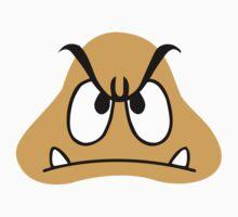 Grumpy Goomba by worldsendzero