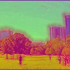 PIEDMONT PARK IN ATLANTA  by Unelanvhi